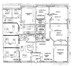 commercial building floor plans