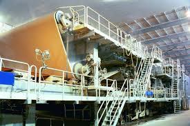 paper machineries