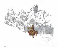 mountain man art