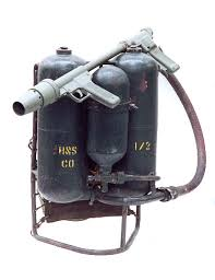 WW2 Flamethrower