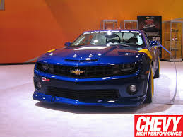 muscle cars show