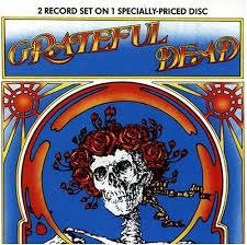 grateful dead skulls and roses