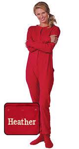 drop seat pajama