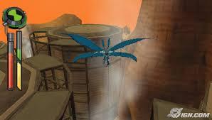 ben10 alien force psp game