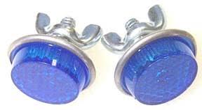 blue reflector