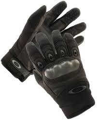 oakley tactical glove