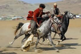 afghanistan buzkashi