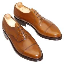 navy suit shoes