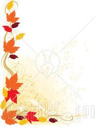 free leaf borders