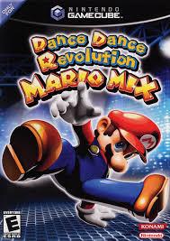 dance dance mario