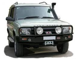 land rover discovery bull bar