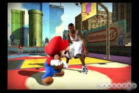 mario basketball gamecube