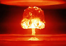 nuclear weapons during cold war