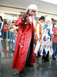 devil may cry 3 costumes