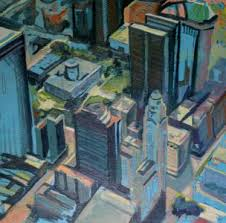 cityscapes paintings