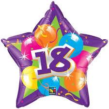 18th birthday party theme