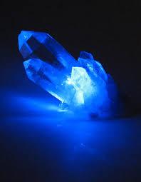 laser crystal photo