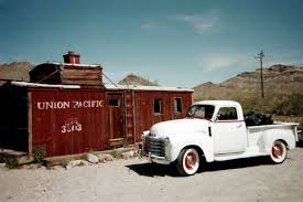 antique chevy trucks