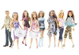 barbie doll fashion