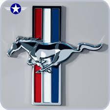 mustang pony emblems
