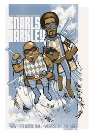 gnarls barkley poster