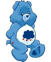 grumpy bear care bear