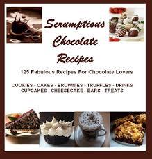 chocolate recipe book