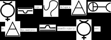 lenguaje simbolico
