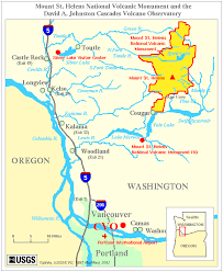 location of mount st helens