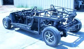fiero chassis