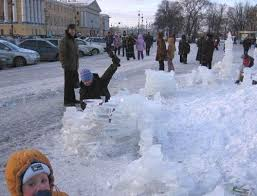 casas de hielo