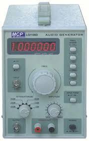 generador de audio