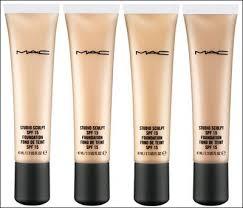 mac make up foundation