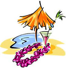 beach party clip art