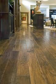 hand scraped floors