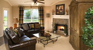 new home interior photos