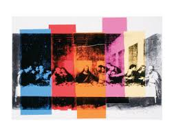 last supper warhol