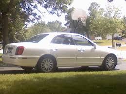 2002 hyundai xg 350