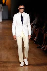 fashion show man