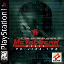 mgs1 vr missions