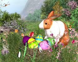 easter rabbit picture