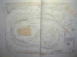 model train layout plans