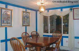 medieval home furnishings