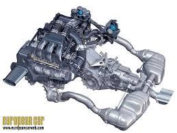 porsche cayman s engine