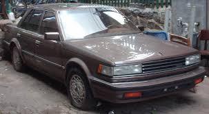 nissan maxima 1985