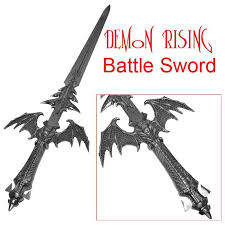 fantasy swords and weapons