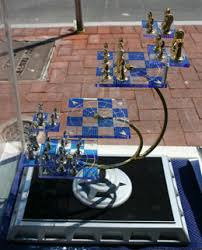 franklin mint chess