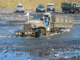 old military trucks