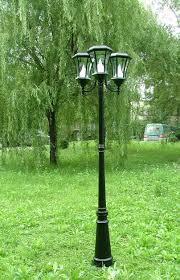 lighting posts