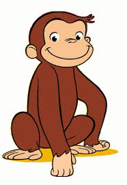 cartoon curious george
